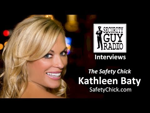 [005] I love you to Death with Kathleen Baty - The Safety Chick