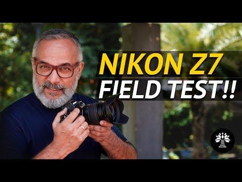Nikon Z7 Mirrorless - Complete Review.