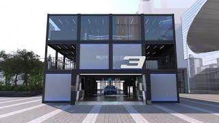 BMW 뉴 3시리즈 '드라이빙 큐브' 1…