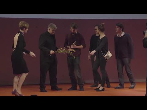 Preisverleihung 29. FILMFEST DRESDEN 2017