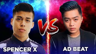 SPENCER X vs AD BEAT | Beatbox Battle