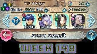 [FEH] Arena Assault Week 148: Top 3000!