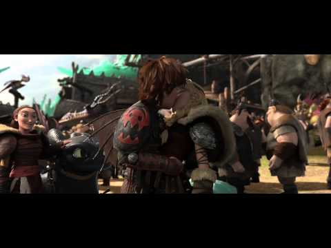 DREAMWORKS How To Train Your Dragon 2 ENDING