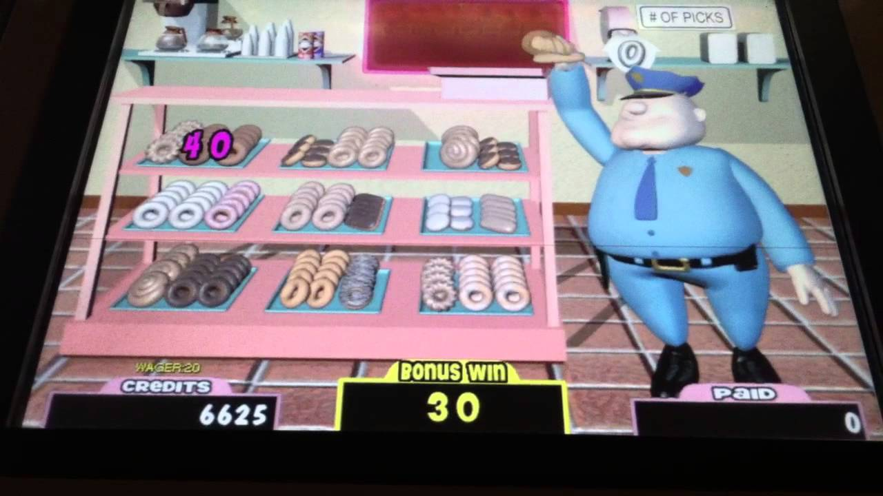 Cops And Donuts Slot Machine Online