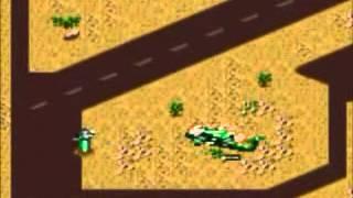 Game Gear - Desert Strike - Return to the Gulf .flv