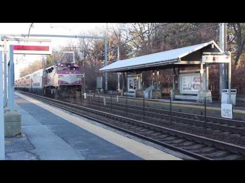 South Attleboro Train Station - Short Film