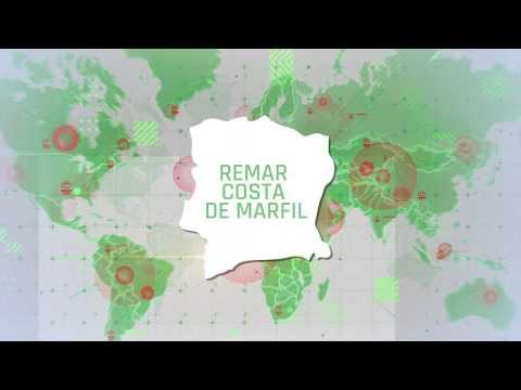 Trabajo realizado por REMAR EN LA PANDEMIA COVID19 // REMAR COSTA DE MARFIL