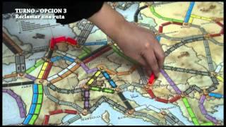 Aventureros al Tren Europa [Juego de Mesa / BoardGame]