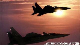 Transparent Blue - 4/40 - Ace Combat 3 Original Soundtrack