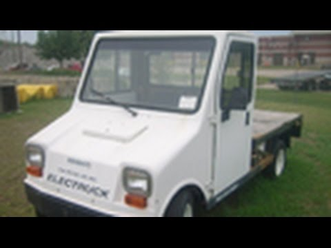 Taylor Dunn Electric Truck on GovLiquidation com