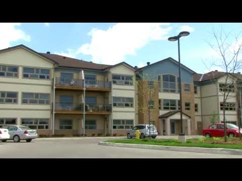 Seniors Apartments at the Perley Rideau Ottawa Canada - Seniors Village