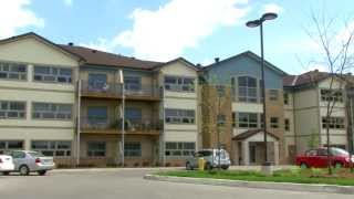 Seniors Apartments at the Perley Rideau Ottawa Canada - Seniors Village