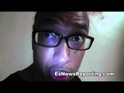Doug Fischer On Canelo Alvarez Vs Floyd Mayweather EsNews Boxing