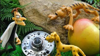 МЫ УМЕНЬШИЛИСЬ 1 СЕРИЯ Мультфильмы про животных для детей МАЛЕНЬКИЕ ПРОКАЗНИКИ