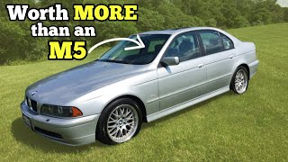 A Viewer Gave Me their Broken BMW for FREE. Its Rare Spec makes it worth MORE than an M5