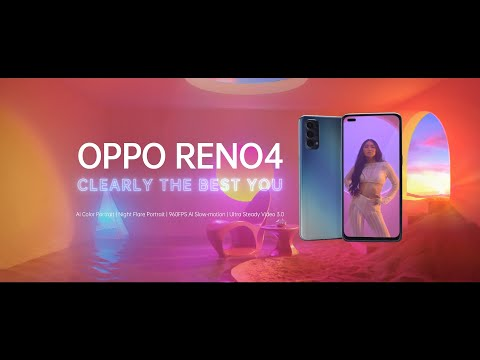 #ClearlyTheBestYou with #OPPOReno4 ft. Nadine and Careless Music Manila