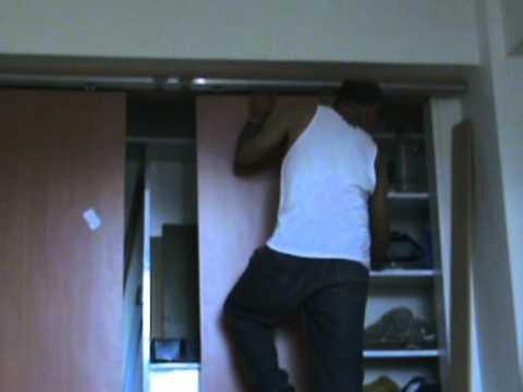 Puertas para closet 5 de 6 youtube - Como hacer puertas de armario ...