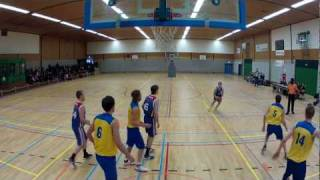 VBC Akrides U20 vs Binnenland U20