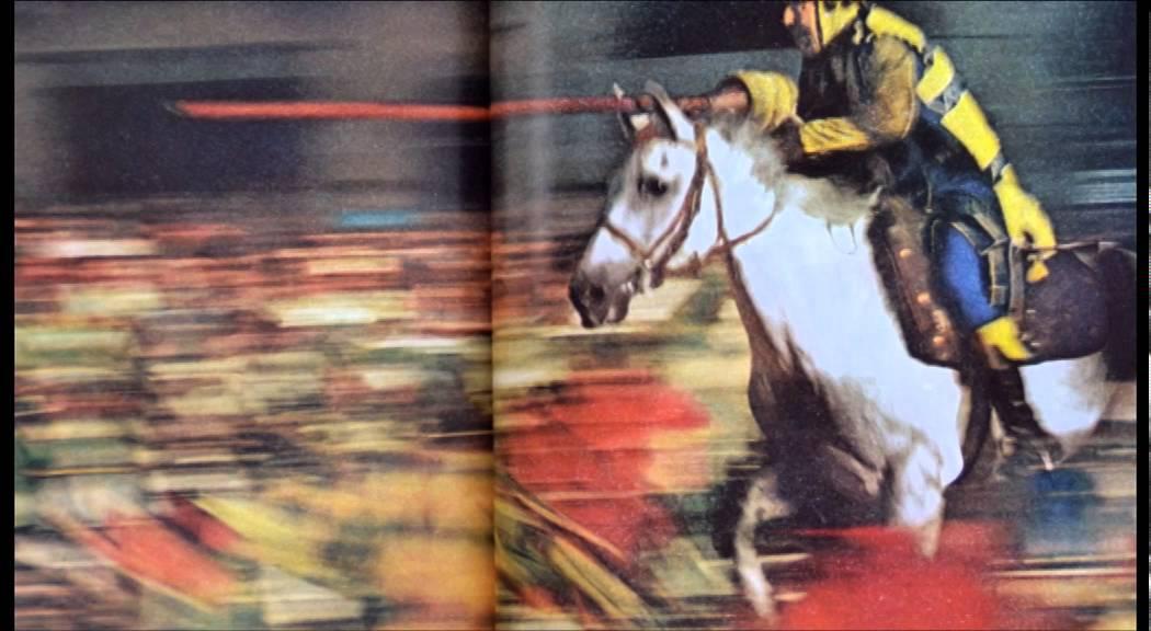 La Giostra del Saracino del 1967 rivive sul National Geographic