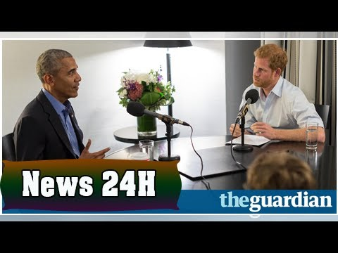 Prince harry interviews barack obama for today programme guest slot | News 24H