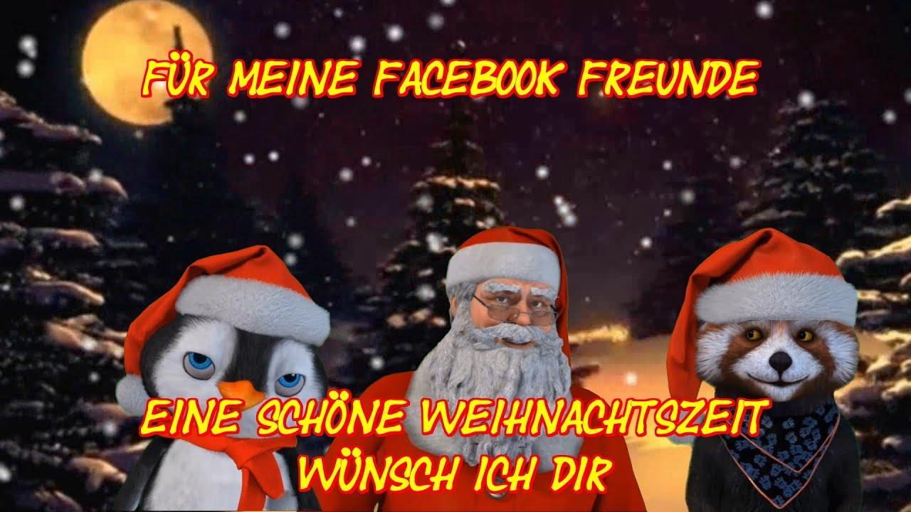 🎄 Für meine Facebook Freunde 🎄 Eine schöne Weihnachtszeit ...