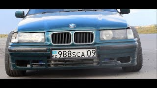 "Drift на ""Городских"" BMW"