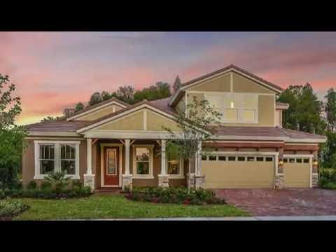 Homes by WestBay Key Largo II at Starkey Ranch
