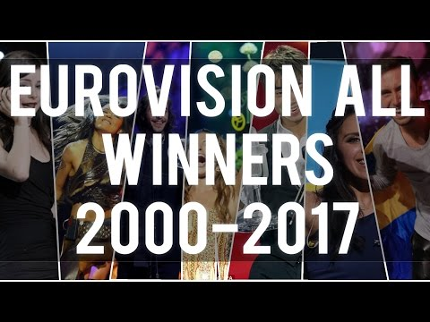 Eurovision All WINNERS | 2000-2017