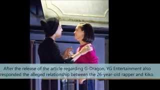 Mizuhara Kiko Intimate Date With G Dragon!