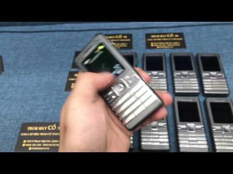 Bán Điện Thoại Cổ Sony Ericsson K770i Chính Hãng