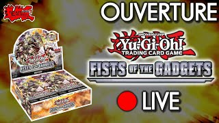 Yu-Gi-Oh! Ouverture 2 Displays FISTS OF THE GADGETS