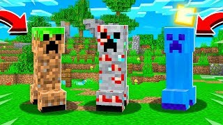 15 NEW CREEPERS THAT MINECRAFT NEEDS!