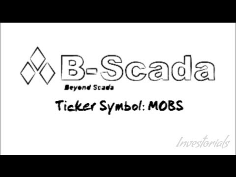 B-Scada Inc., Ticker Symbol: MOBS
