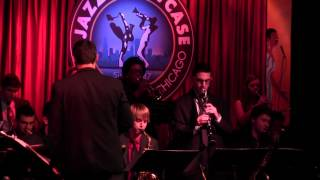 MYA Big Band at Jazz Showcase - Jack the Bear