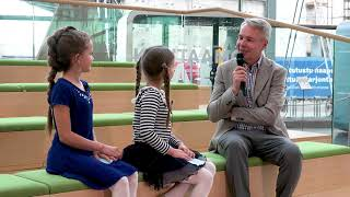 Presidentinvaalit 2018: Lapset Kysyy - Pekka Haavisto Vastaa