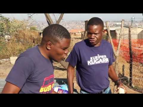 Bus Stop Kuripwa Collabo: Baba Tencen and Prosper Comic Pastor