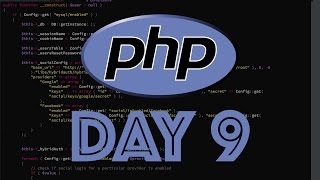 PHP Web Framework Day 9 - Forum System Part 1