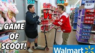 Walmart Game of SCOOT!