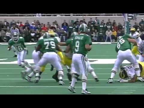 Charles Woodson Interception vs Michigan State