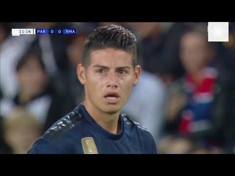 James Rodriguez vs PSG Away (18/09/2019) HD