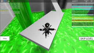 Roblox:SPEED RUN 4 NHO VAI NOI