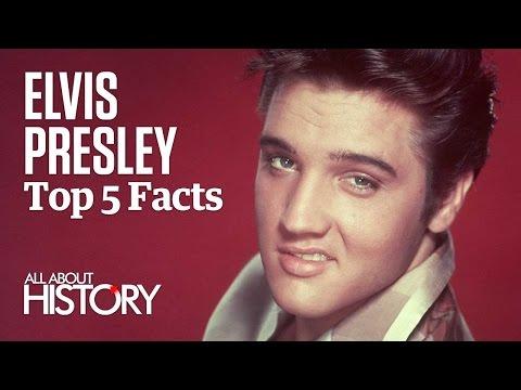 Elvis Presley | Top 5 Facts