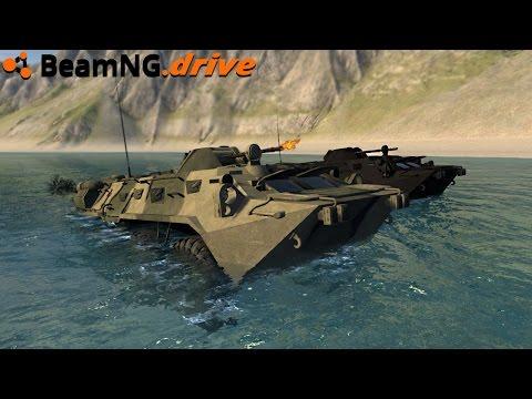 BeamNG.drive - FLOATING APC