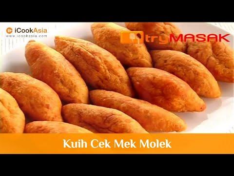 Kuih Che Mek Molek | Try Masak | iCookAsia