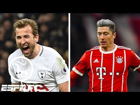 Better fit for Real Madrid: Harry Kane or Robert Lewandowski? | ESPN FC