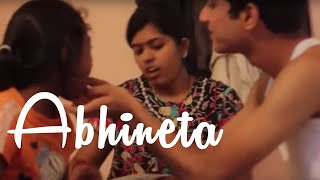 Emotional Short Film Abhineta (Actor)   sacrifices an actor's family makes