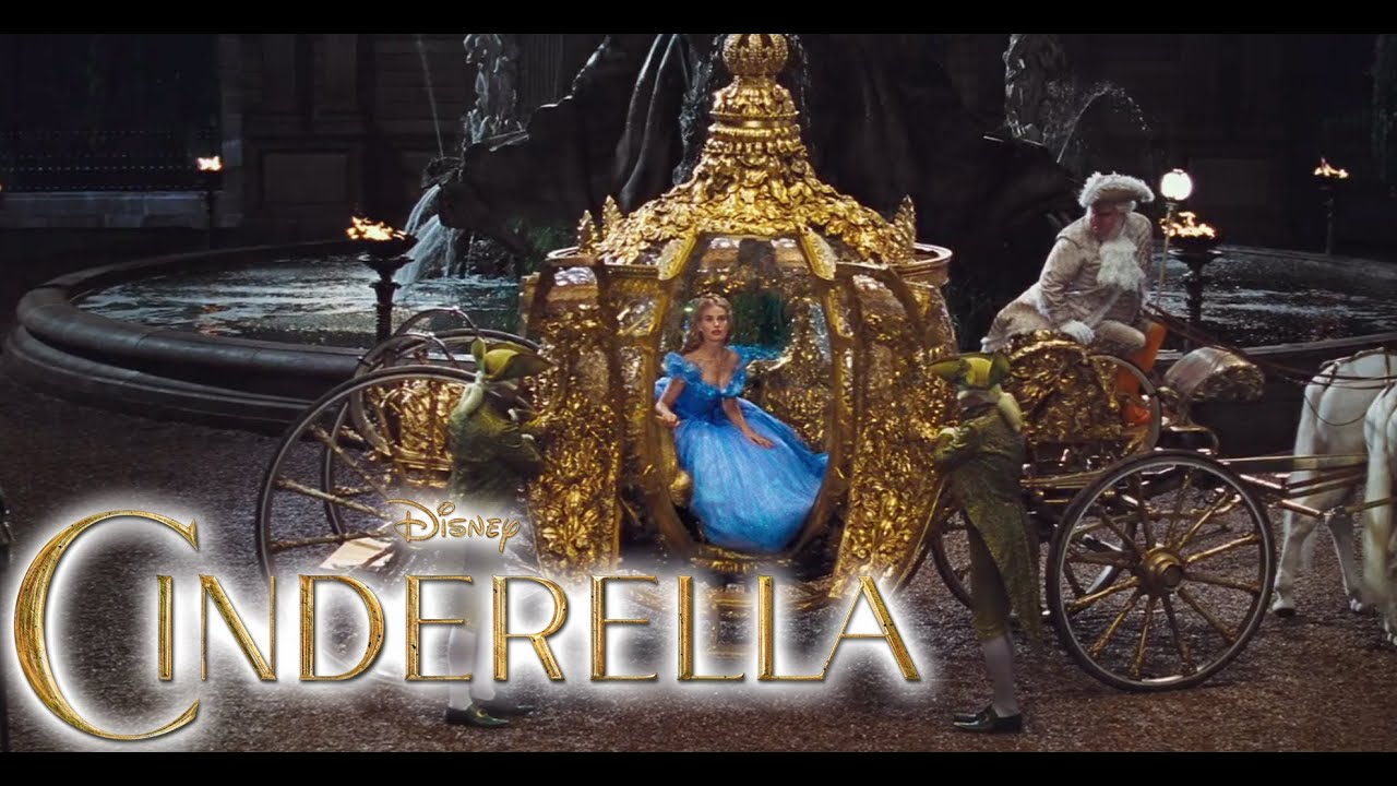 CINDERELLA - 2. Offizieller Trailer deutsch | German Disney HD