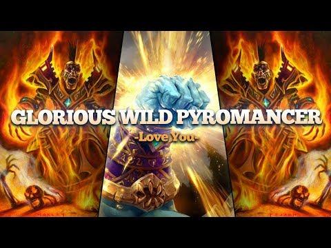 The Angelic Wild Pyromancer