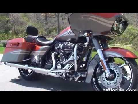 Used 2013 Harley Davidson CVO Road Glide Motorcycles for sale - Ocala, FL