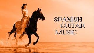 Romantic Melodies Spanish Guitar - Relaxing Flamenco Music ♪